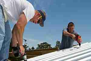 Metal Roofing Contractor