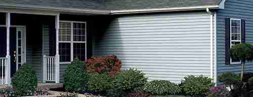 Home Vinyl Siding Installation