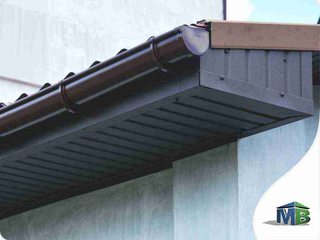 Gutters And Airflow Fascia And Soffit Boards Function