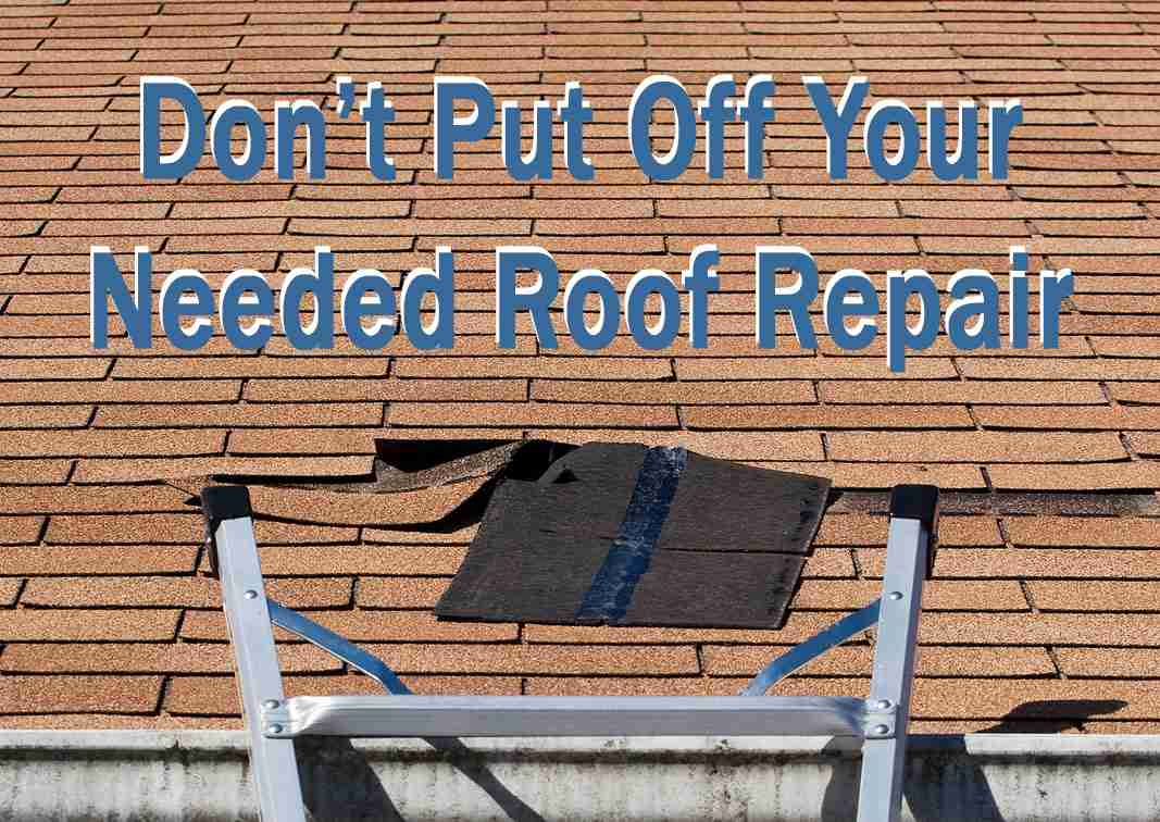 Roofing companies in Nashville, TN make roof repairs