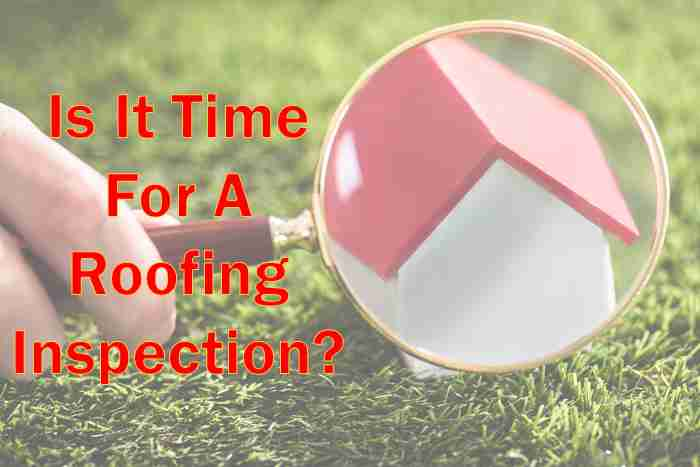 is it time for a roofing inspection in nashville