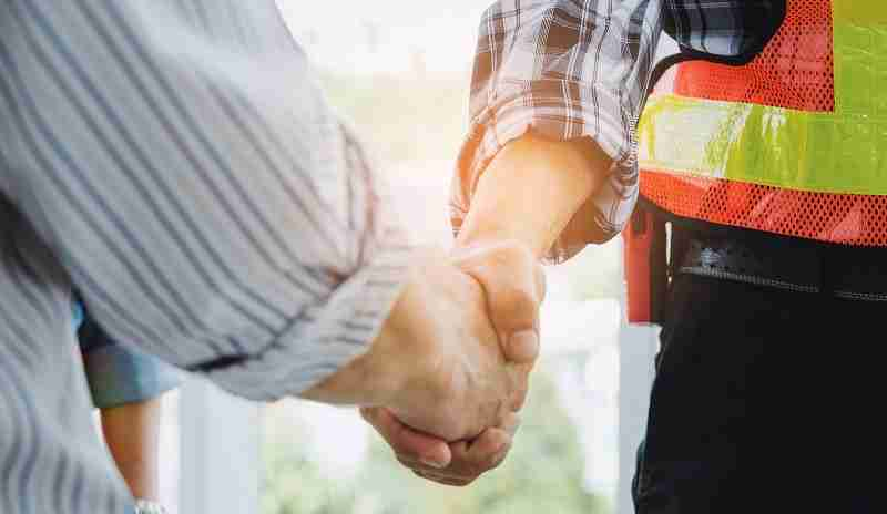 roofing contractor relationship