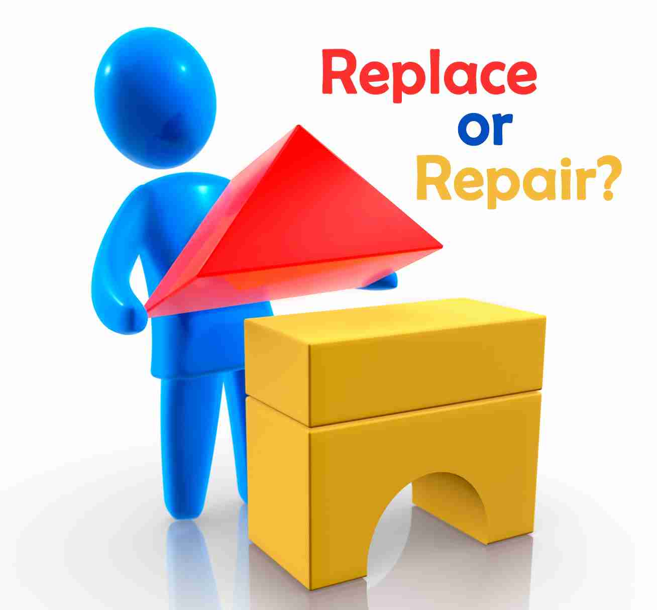 residential roofing repair or replacement